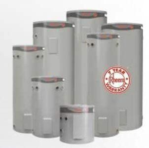 Rheemglas Electric Hot Water